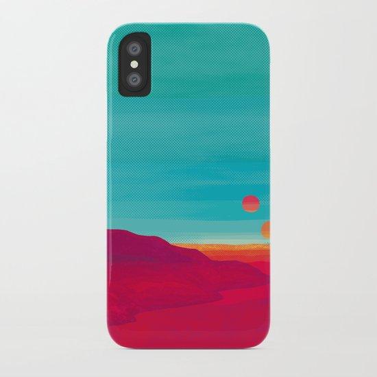 Far Away iPhone Case