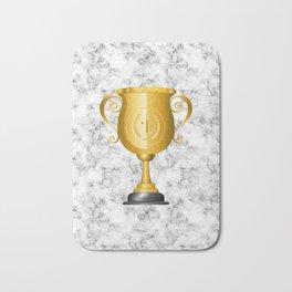 1 Trophy Cup Bath Mat