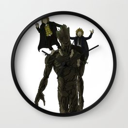 Groot... ent? Wall Clock