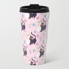 Luna & Artemis Pattern Travel Mug