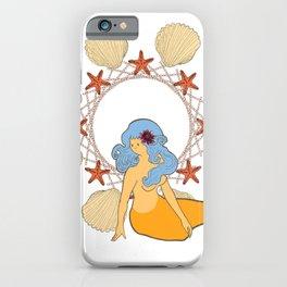 Little Siren Sister 3 iPhone Case