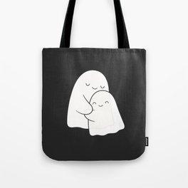 Ghost Hug - Soulmates Tote Bag