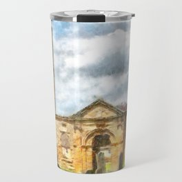 Old Holy Trinity Church, Wentworth Travel Mug