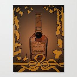 Classic Henny Canvas Print