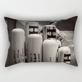 Batter Up Rectangular Pillow