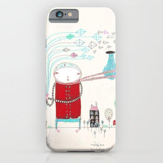 Knock Knock Knock iPhone & iPod Case