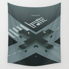 Trafic 1971 Wall Tapestry