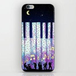 Harmony In The Night iPhone Skin