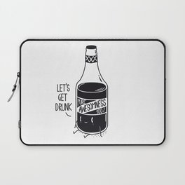 Pure awesomness Laptop Sleeve