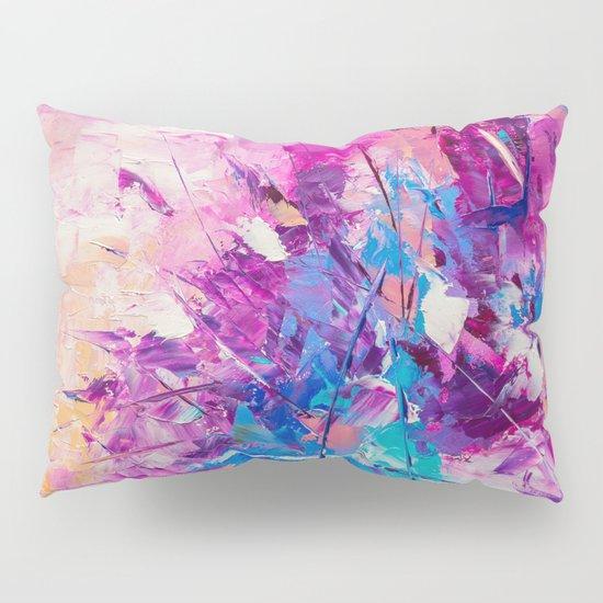Paradise Bush Pillow Sham