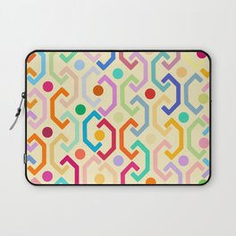 Ethnic Pattern (by day) Laptop Sleeve