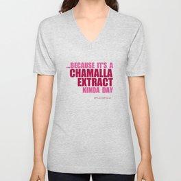 CHAMALLA Unisex V-Neck