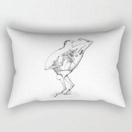 Strongman Rectangular Pillow