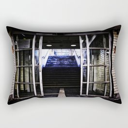 Exit Rectangular Pillow