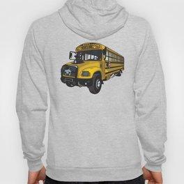 School bus Hoody
