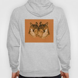 Season of the Wolf - Duet in Gold Hoody