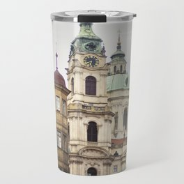 St. Nicholas Church, Mala Strana Travel Mug
