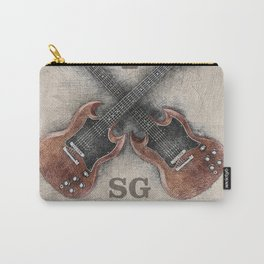 SG Rocks (Gibson SG) Carry-All Pouch