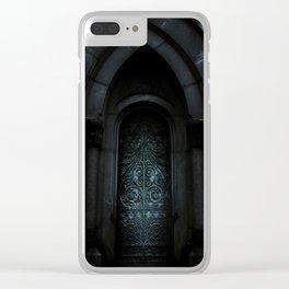 Ayleid Ruins Clear iPhone Case