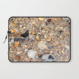 Virginia - Find the Fossil Shark Tooth Laptop Sleeve
