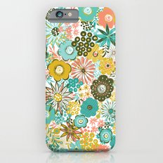 February Floral iPhone 6s Slim Case
