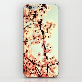SUBTLE BLOSSOM iPhone Skin