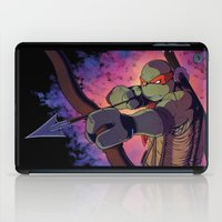 leonardo dicaprio iPad Cases featuring Leonardo by Hitto