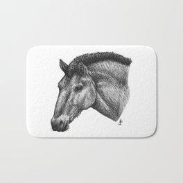Przewalski's Horse Bath Mat