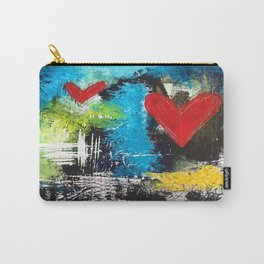 MIDNIGHT LOVE Carry-All Pouch