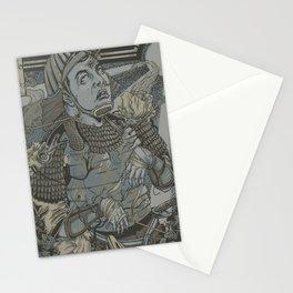 Organic Mist Stationery Cards