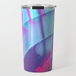 Neon Beach Travel Mug