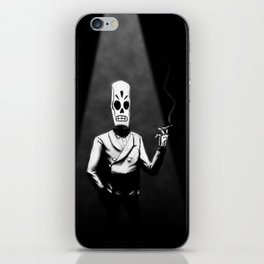 Manny Calavera iPhone Skin