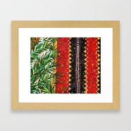 Desert Days Framed Art Print