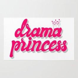 Drama princess Rug