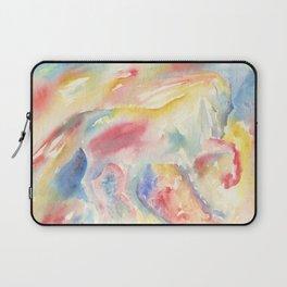 Abstract Horse II Laptop Sleeve