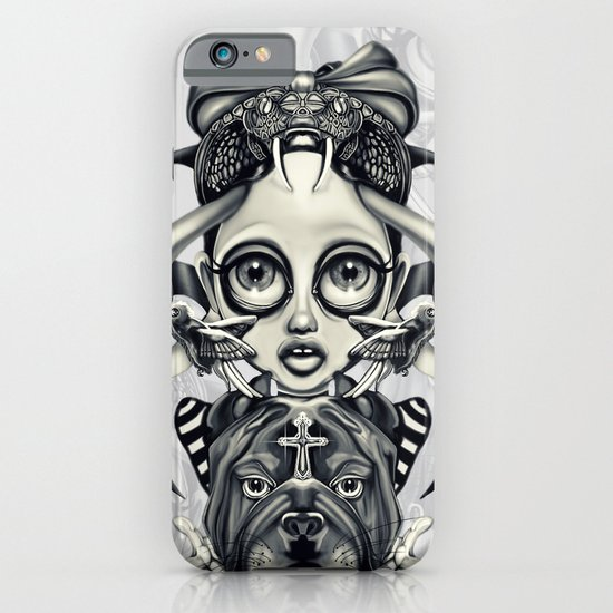 """Tattoeums III"" iPhone & iPod Case"