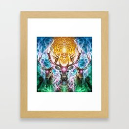 Keepers of the Sacred Medicine Framed Art Print