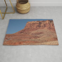 Colorful Mesas 3 - Desert Southwest Rug