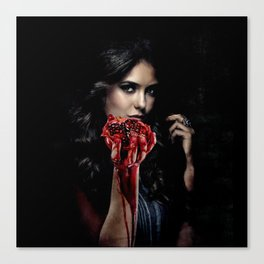 THE RIPPER - ELENA Canvas Print