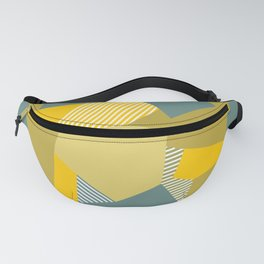 Olive to the Max Fanny Pack