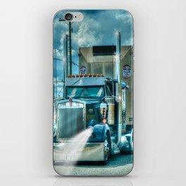 The Cattle Truck iPhone Skin