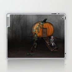 Halloween! Where is the rabbit? Laptop & iPad Skin