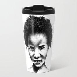 Afeni Girl Travel Mug