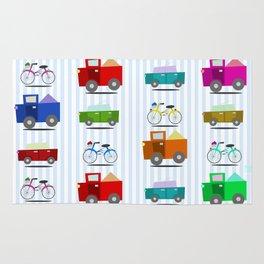 Cars Rug
