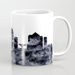 Milwaukee Skyline Wisconsin Coffee Mug