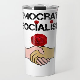Democratic Socialists Of America Travel Mug