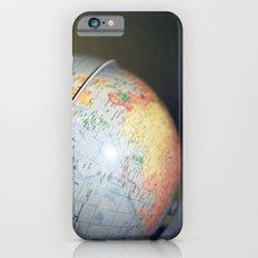 Vintage Globe iPhone 6s Slim Case