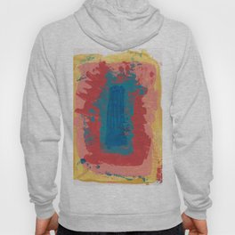New Mexico Abstract 3 Hoody