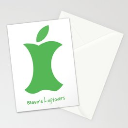 Steve's Leftovers Stationery Cards