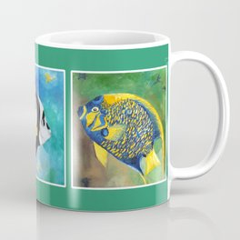 Banner Fish Coffee Mug